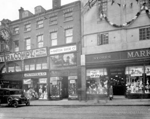 9th May 1935. 77. Marks and Spencer Bazaar. Courtesy of www.leodis.net