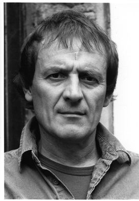 Tony Harrison at The Big Bookend
