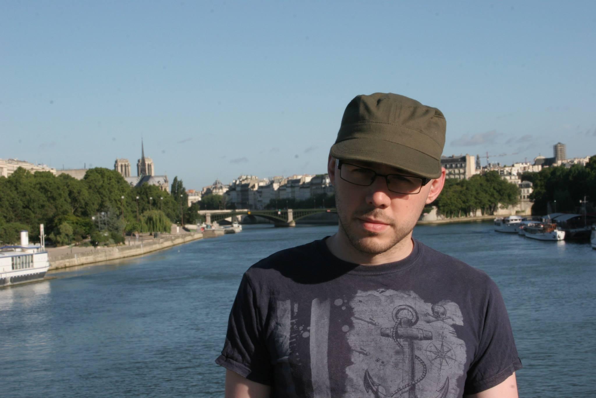 LS13 writer, Gareth Durasow,