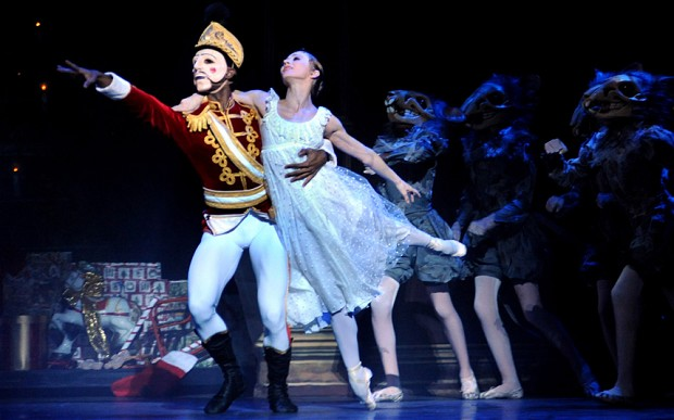 The Nutcracker ballet performance