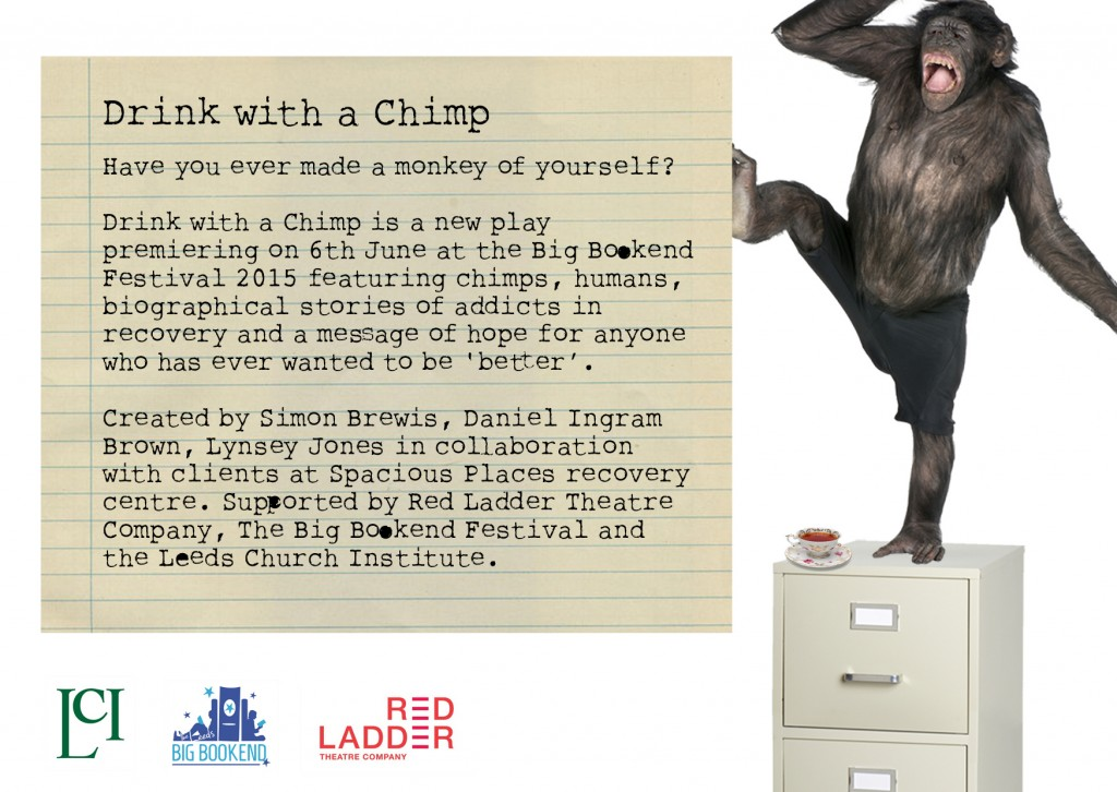 Drink with a Chimp