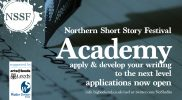 Applications for The Northern Short Story Festival Academy 2020 are now open!
