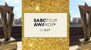 Leeds Literature Shortlisted in Three Categories in the National Saboteur Awards 2019