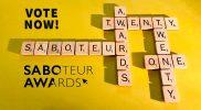 Leeds Lit Fest Shortlisted for Best Literary Festival in the Saboteur Awards 21. Please Vote!