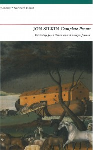 Silkin, Complete Poems final cover