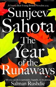 Year Of The Runaways HBR Sahota