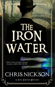 the iron water 4 blue legs